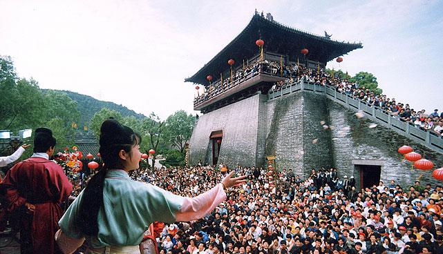 王的恋歌_演艺宋城-杭州宋城_宋文化主题公园 宋城旅游度假区